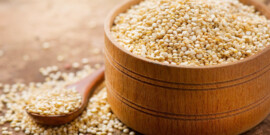 Quinoa, The golden grain of the Andes